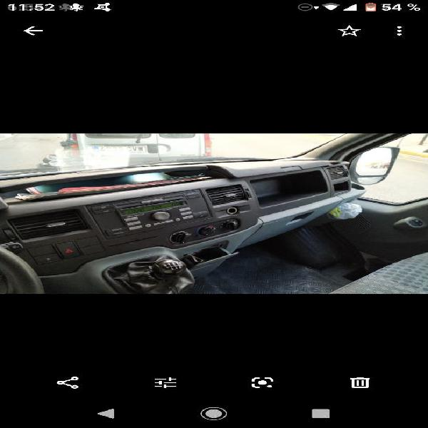 Ford transit 2010,precio algo negociable
