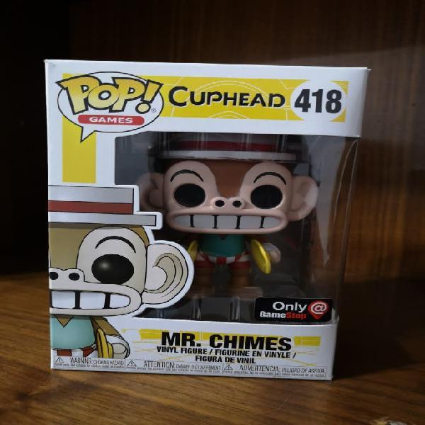 Funko mr chimes cuphead