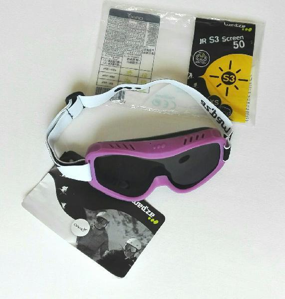 Gafas ski niños nuevas