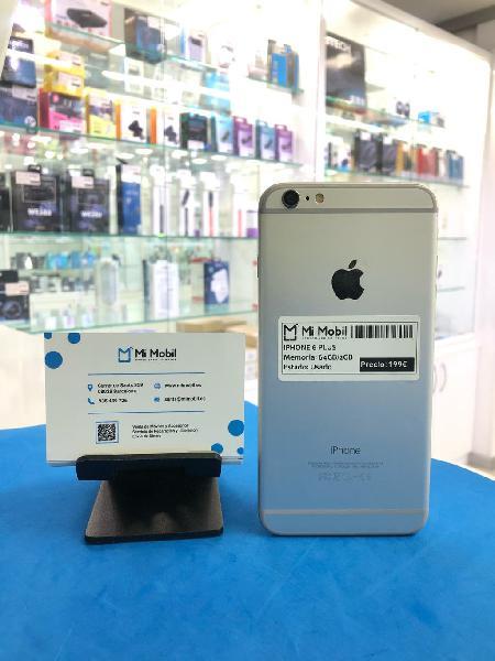 Iphone 6 plus 64gb - en buena condición