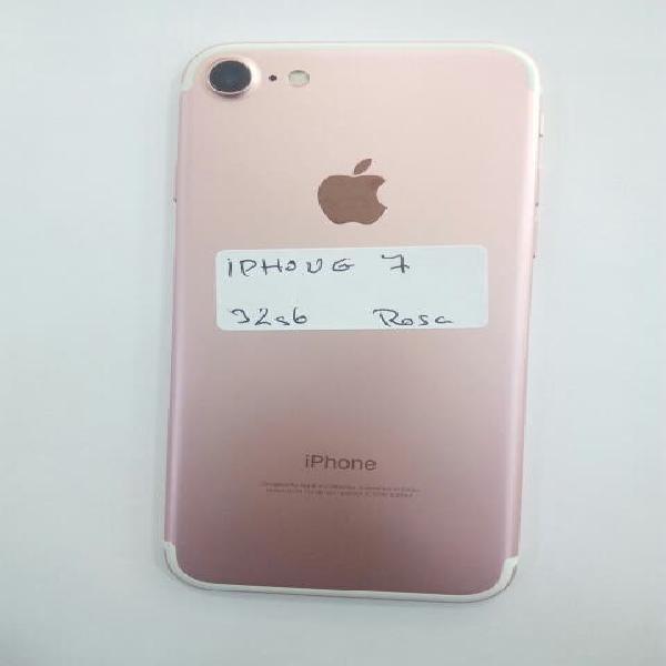 Iphone 7 de 32 gb rosa