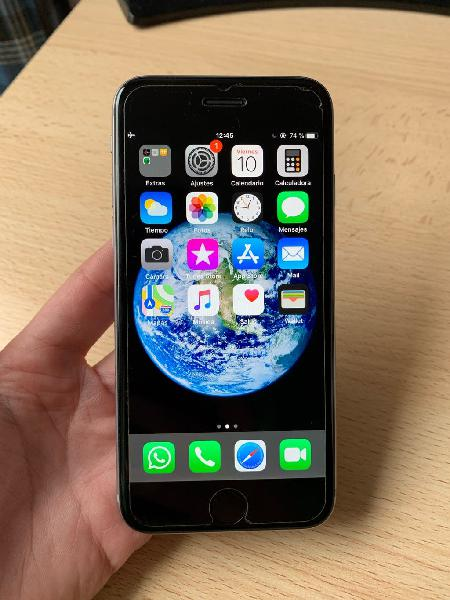 Iphone 6s negro - 64gb