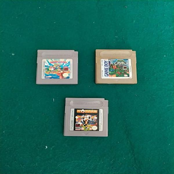 Juegos nintendo game boy pocket