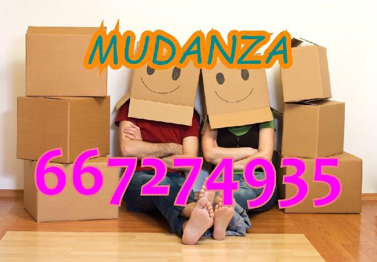 Minimudanzas, traslados y mudanzas low cost seguri