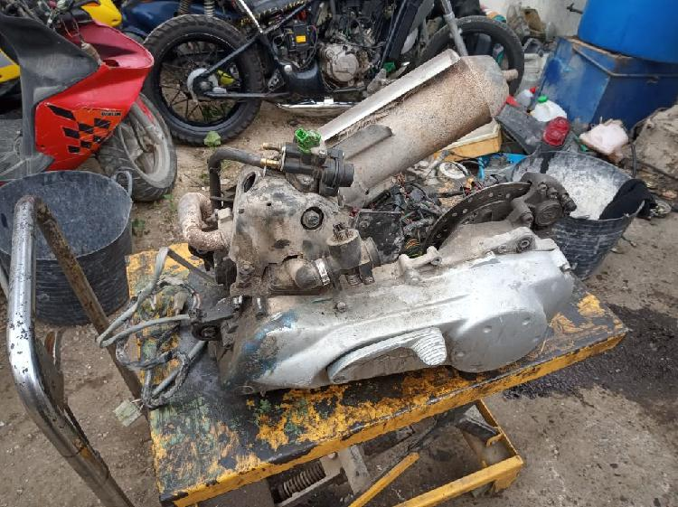 Motor peugeot 49 inyección