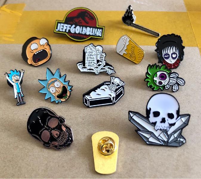 Nueva colección pins