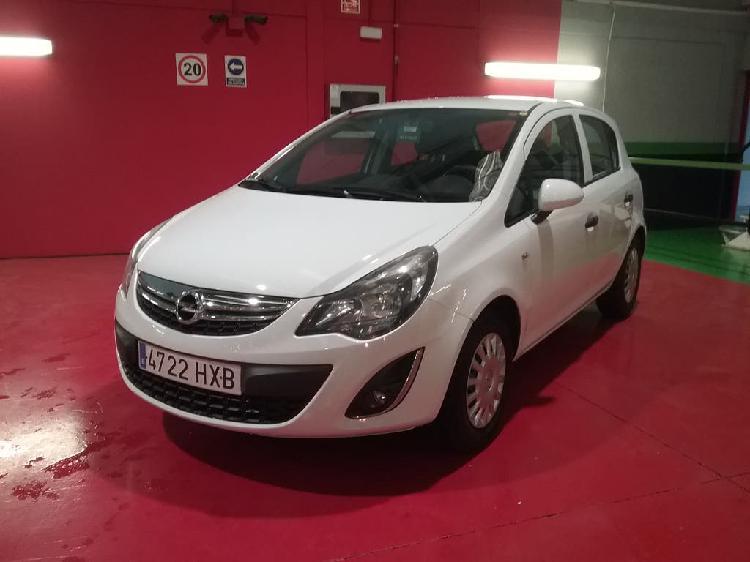 Opel corsa ecoflex 75 bhp expression