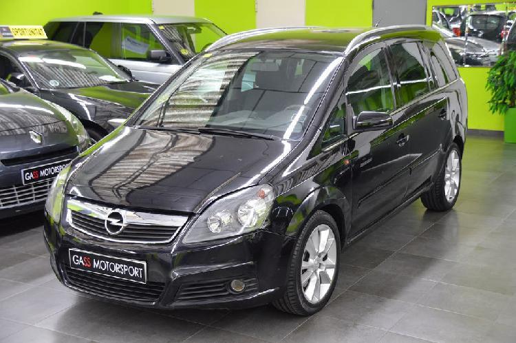 Opel zafira enjoy (7 plazas) 2006