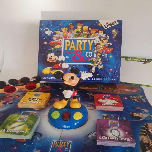Party & co disney juego de mesa