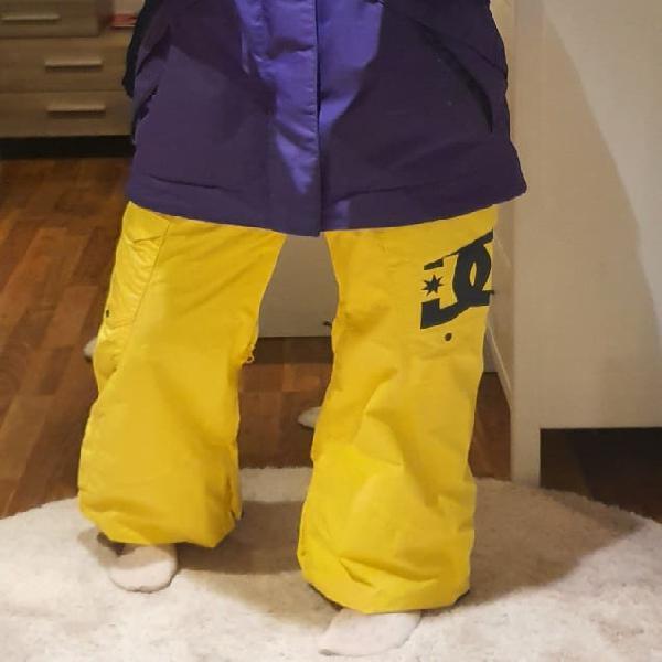 Pantalón snow dc nuevo!