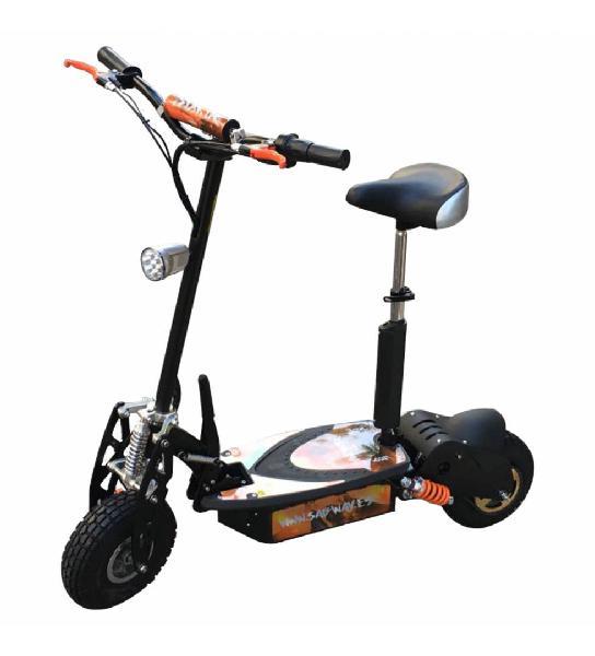 """Patinete eléctrico Spartan 1200W con rueda de 10"""""""