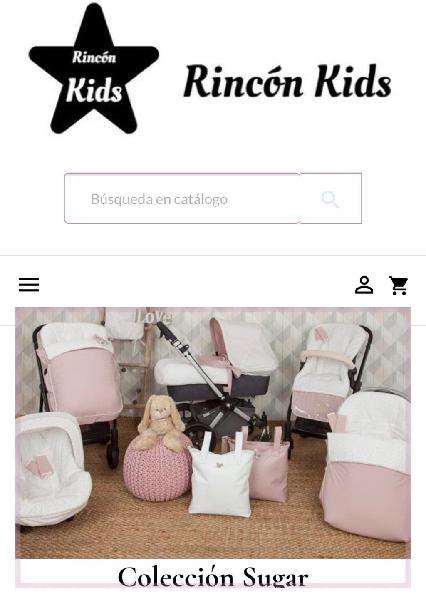 Página web prestashop