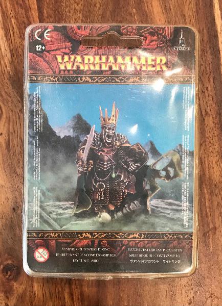 Rey tumulario warhammer