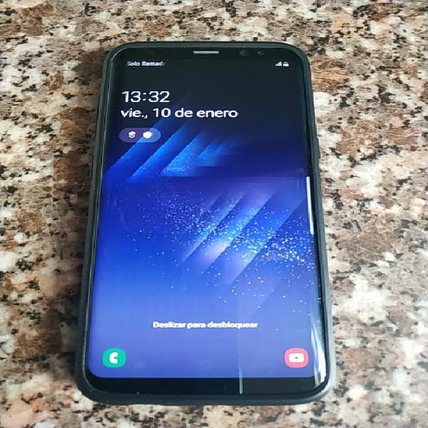 S8 64gb con la pantalla perfecta
