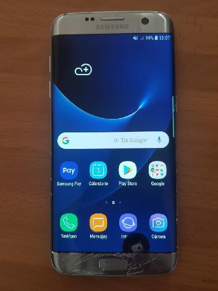 Samsung s7 edge. grado d.