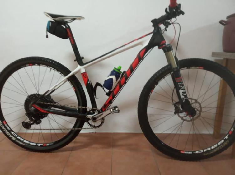 Scott scale 910 carbono 29""
