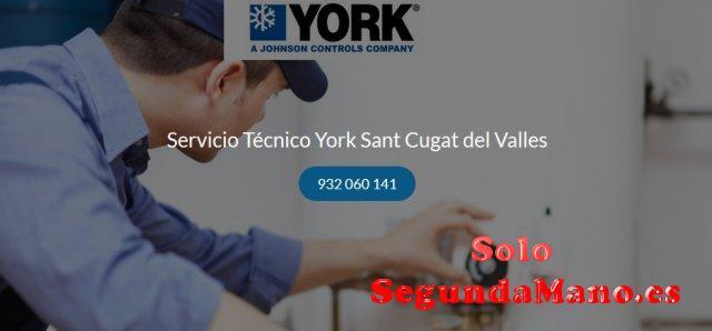 Servicio técnico york sant cugat del vallès 934242687