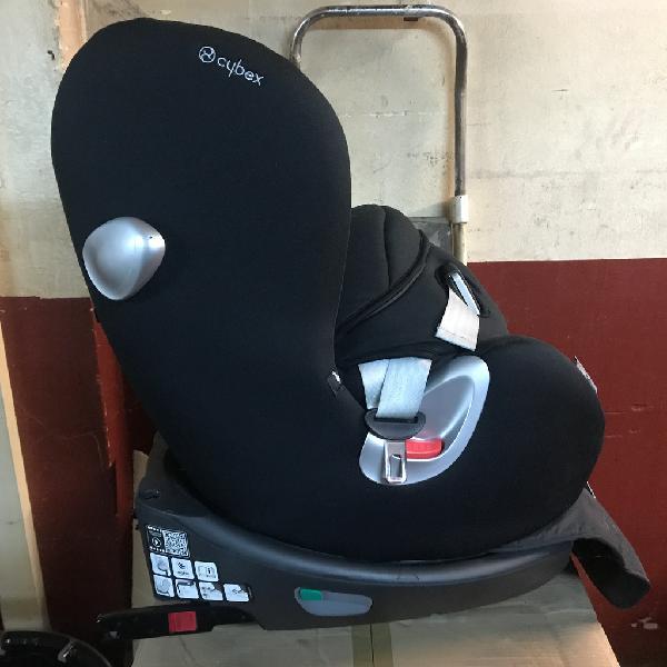 Silla bebe y niño para coche cybex sirona