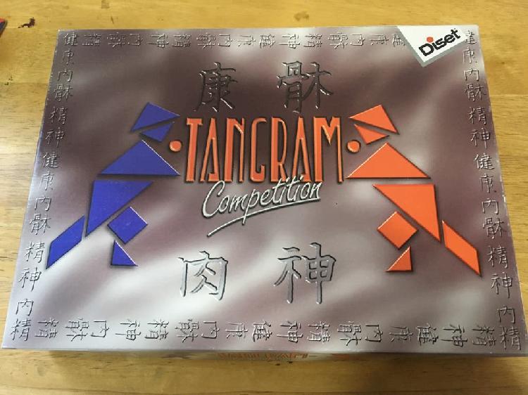 Tangram competition de diset