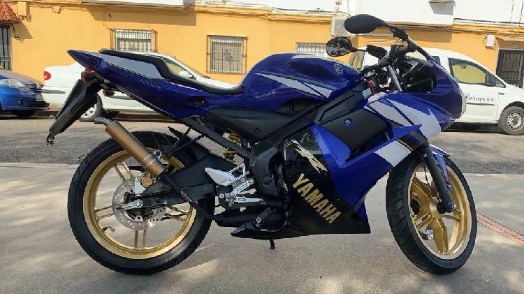 Yamaha tzr50 factory edition 2009