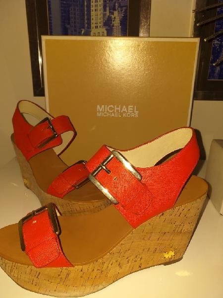 Zapatos de piel de michael kors número 39