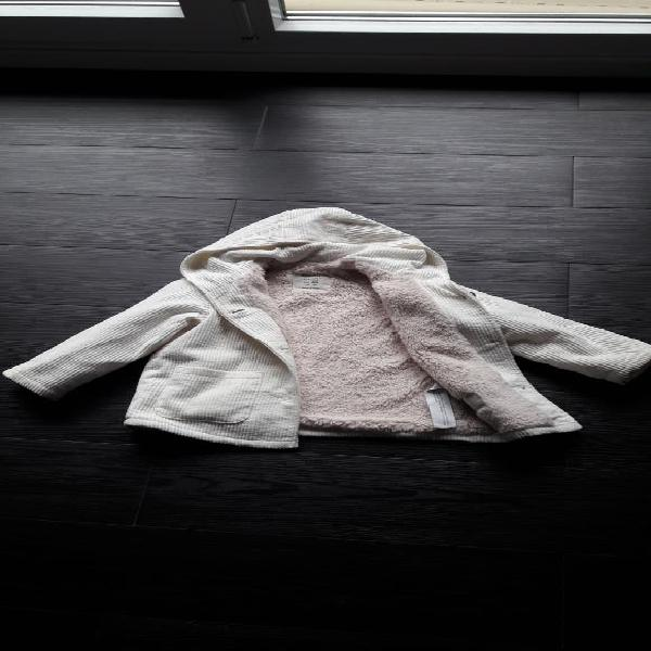 Abrigo de niña nuevo de zara talla 3,4