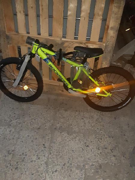 Bicicleta niño nueva