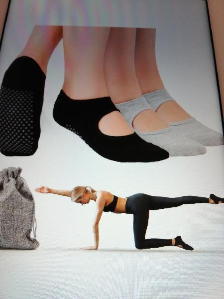 Calcetines para yoga/ pilates/fitness
