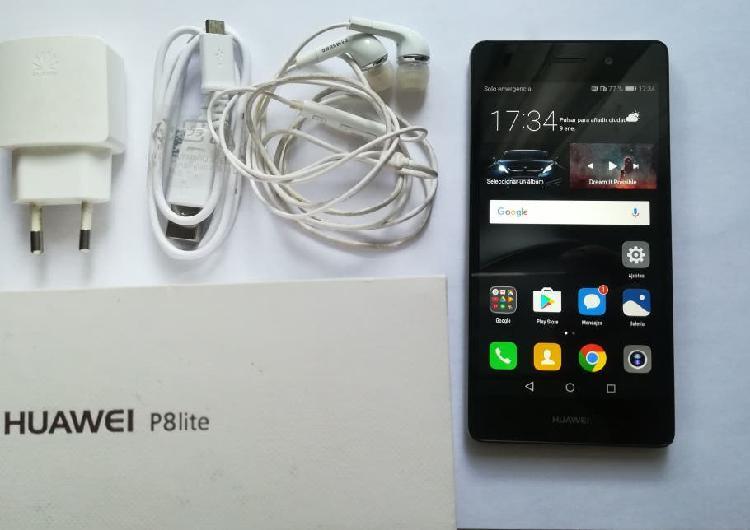 Huawei p8 lite + regalo móvil lg