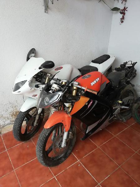 Motor hispania rx 50