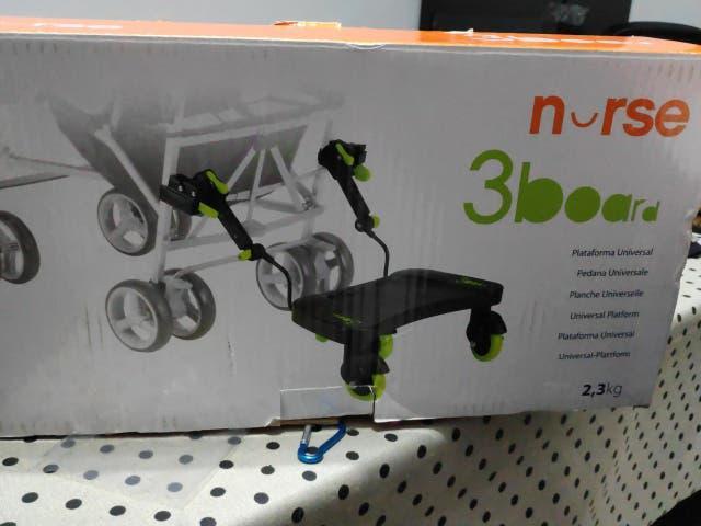 Patín para carro de bebé