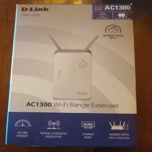 Wifi extender d link