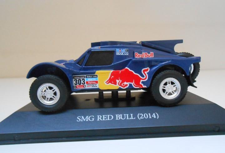 303 coche 1/43 smg red bull 2014 carlos sainz gottschalcar