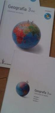 3eso geografia santillana