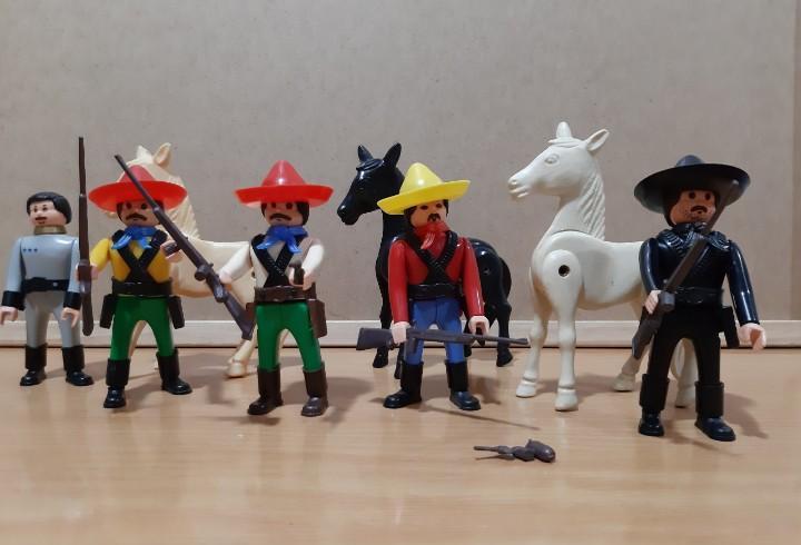 Airgam boys mexicanos oeste.