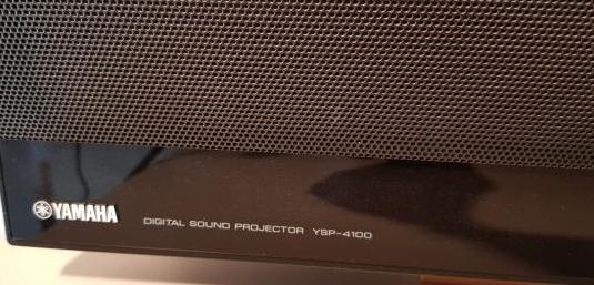 Barra sonido yamaha ysp4100 ¡bajo el precio!
