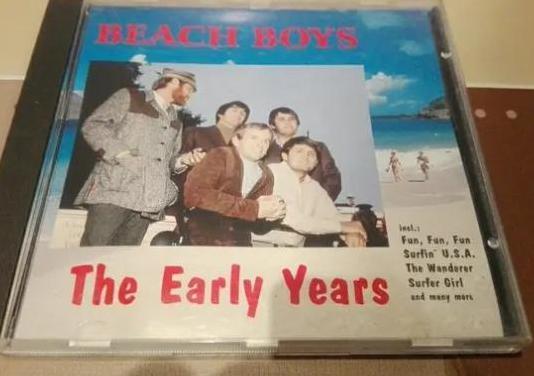 Beach boys - the early years