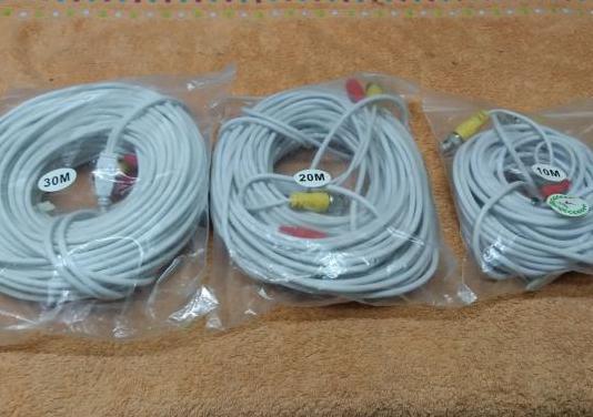Cable vídeo para cámaras