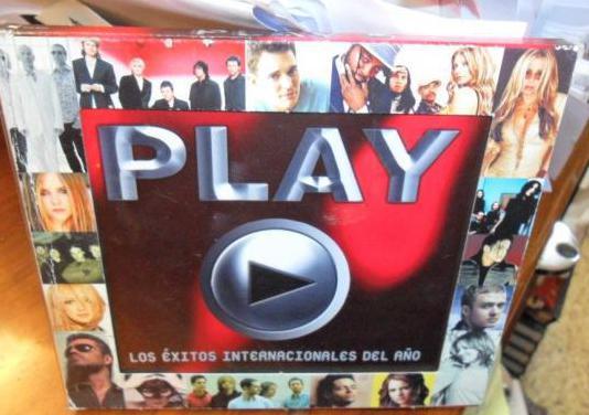 Cd play los éxitos internacionales
