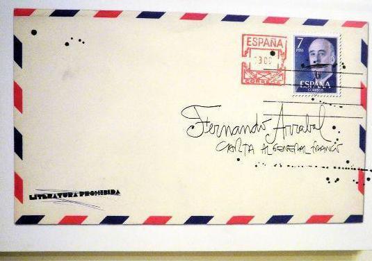 Carta al general franco (fernando arrabal)