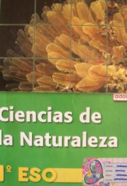 Ciencias de la naturaleza (1º eso),