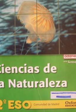 Ciencias de la naturaleza (2º eso), madrid