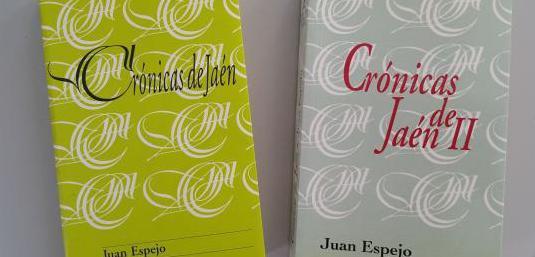 Crónicas de jaén, juan espejo, 97/02