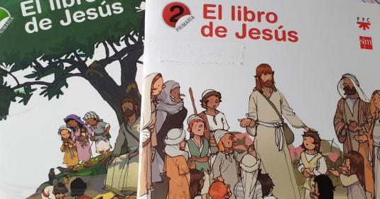 Cuentos infantiles 'el libro de jesús'