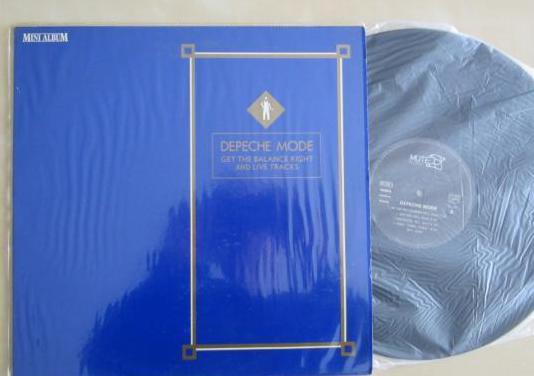 Depeche mode - vinilo mini album original 1983