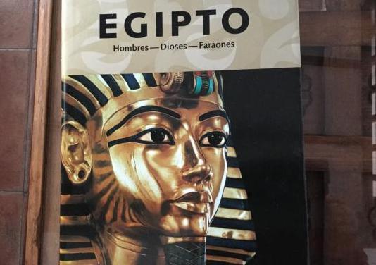 Egipto - hombres dioses faraones