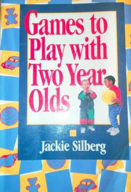Games to play with two year olds by jackie silberg