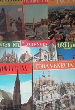 Guías Turísticas de Europa