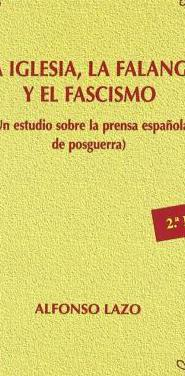 Iglesia y fascismo. rareza.
