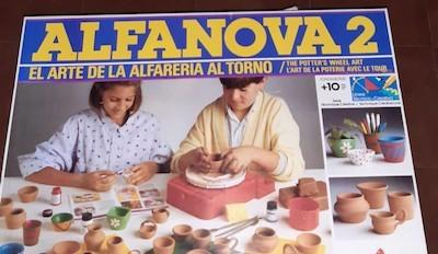 Juego alfanova 2 de juguetres mediterráneo, le falta el